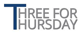 Three For Thursday